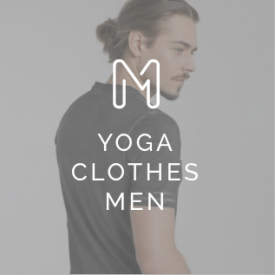 Yoga clothes men