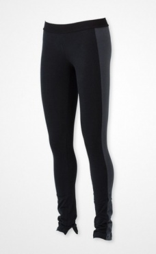Lapsang Yoga Leggings - Nero/Slate