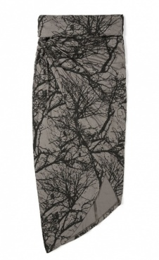 Paloma Skirt - Night Forest