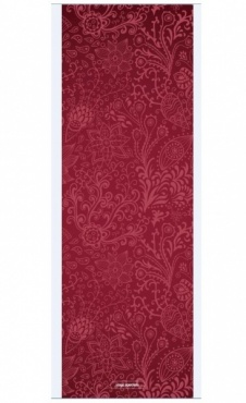 Combo Yoga Mat - Hot Red