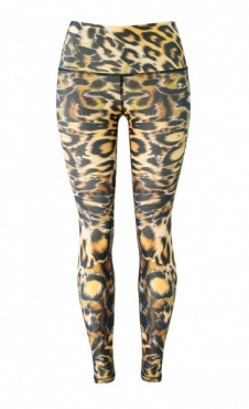 Yoga Leggings Powers of PURR-suasion