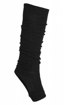 Leg Warmer - Black