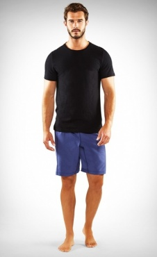 Manduka The Daily Short Asagi Blue