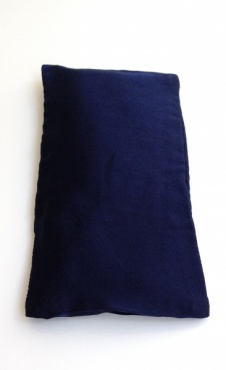 Eye Pillow Navy Blue