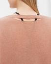 Filippa K Cahsmere Sweater Blush Melange - 2
