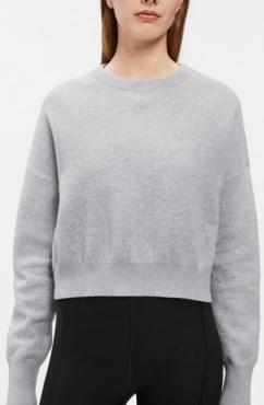 Filippa K Double Knit Cotton-Cashmere Sweater