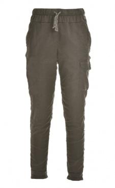 Cargo Satin Pants