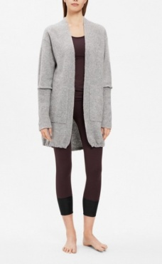 Filippa K Layer Drawstring Cardi