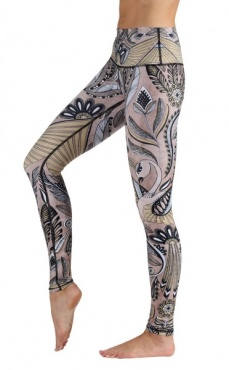 Desert Goddess Yoga Leggings