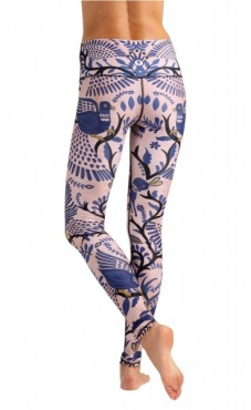 Desert Kiss Yoga Leggings