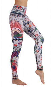 Desert Warrior Yoga Leggings