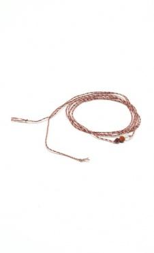 Vitality Bracelet - LS Garnet