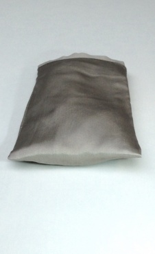 Eye Pillow Silver