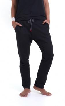 Sky Mens Yoga Pant - Black