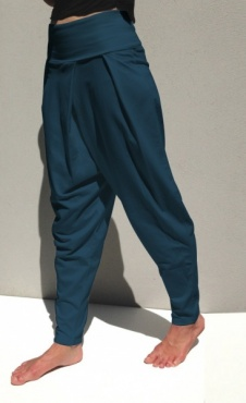Kyko Yoga Pants - Deep Teal
