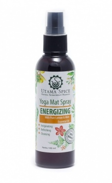 Yoga Mat Spray Energizing