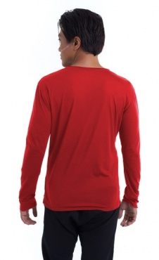 Waka Longsleeve Shirt - Coral