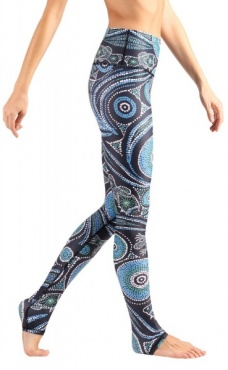 Sphere To Here Yoga Leggings