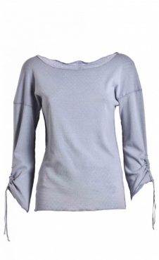 Adjustable Longsleeve Shirt - Lilac