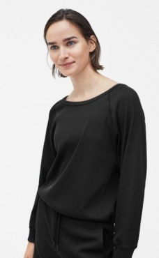 Filippa k Drawstring Rib Sweater