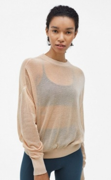 Filippa K Mesh Knit Sweater