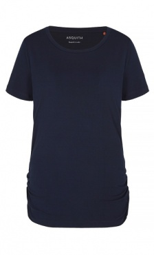 Bend It Tee - Navy