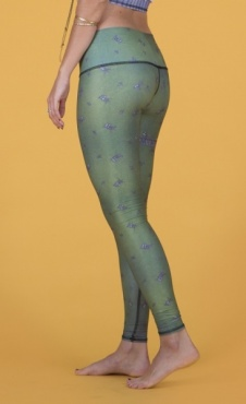 tEEKI Marry Me Leggings Green
