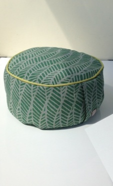 Meditation Pillow The Journey - Green