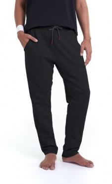 Par Mens Yoga Pants - Black