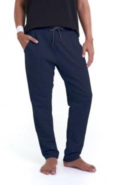 Par Mens Yoga Pants - Navy Blue