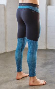 Manduka Atman Printed Mens thight