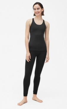 Filippa K Control Cross-back Top - Black