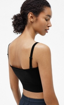 Filippa K Seamless bandeu Top