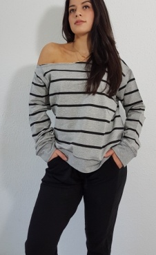 Prana Cropped Sweatshirt