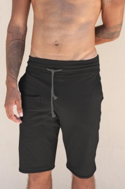 Slimjims Yoga Shorts - Black