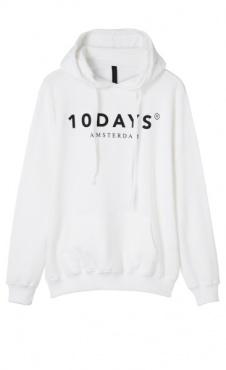10Days Unisex Hoodie Sweater