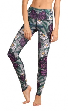 Daisy Days Yoga Leggings