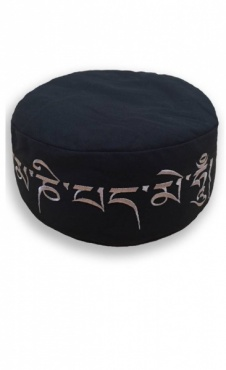 Meditation Cushion Mantra