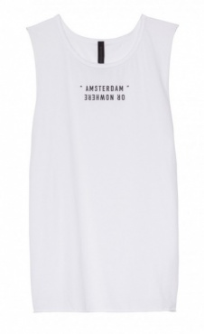 10Days Sleeveless Top - White
