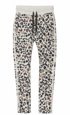 10Days Banana Pants Leopard Blurry