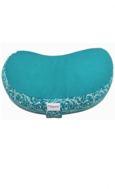 Half Moon Meditation Pillow