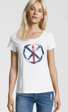 Shirts for Life Logo T Womens