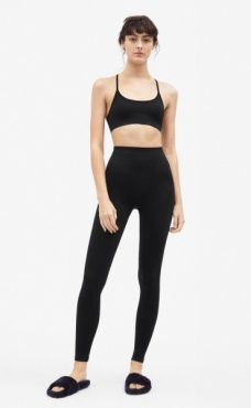 Filippa K Seamless Compression Leggings - Black