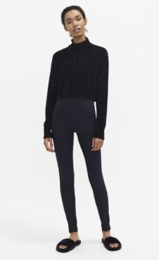 Filippa K Velvet Knit Warm-Up Sweater