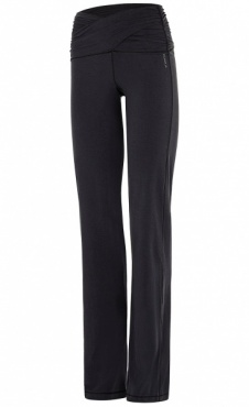 High Rise Yoga Pants - Black