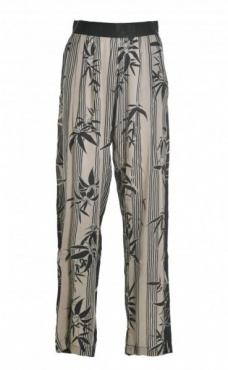 Bamboo Print Lounge Pants