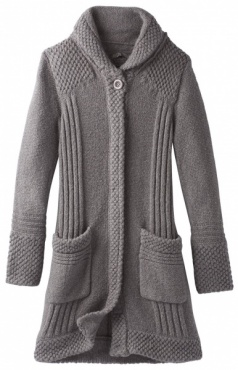 Elsin Sweater Coat