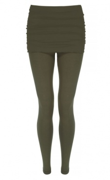 Smooth You Leggings - Khaki