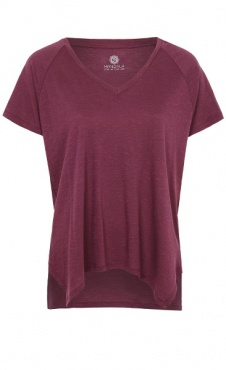 Loose V-neck shirt - Redroots