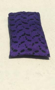 Eye Pillow Trace Me Purple